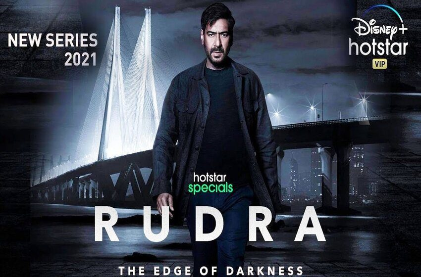 Ajay Devgn To Make His OTT Debut With Rudra Web Series