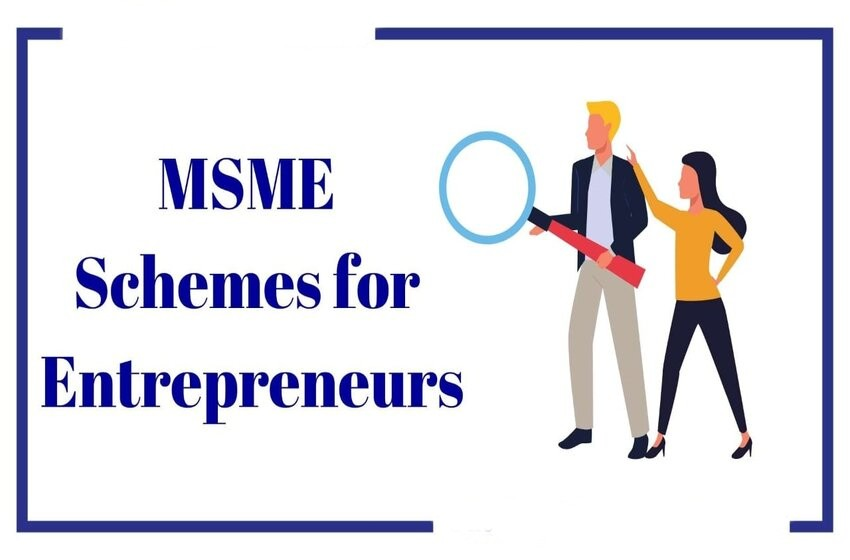 4 Most Popular MSME Government Schemes Offering Up To ₹2 Crore Funding