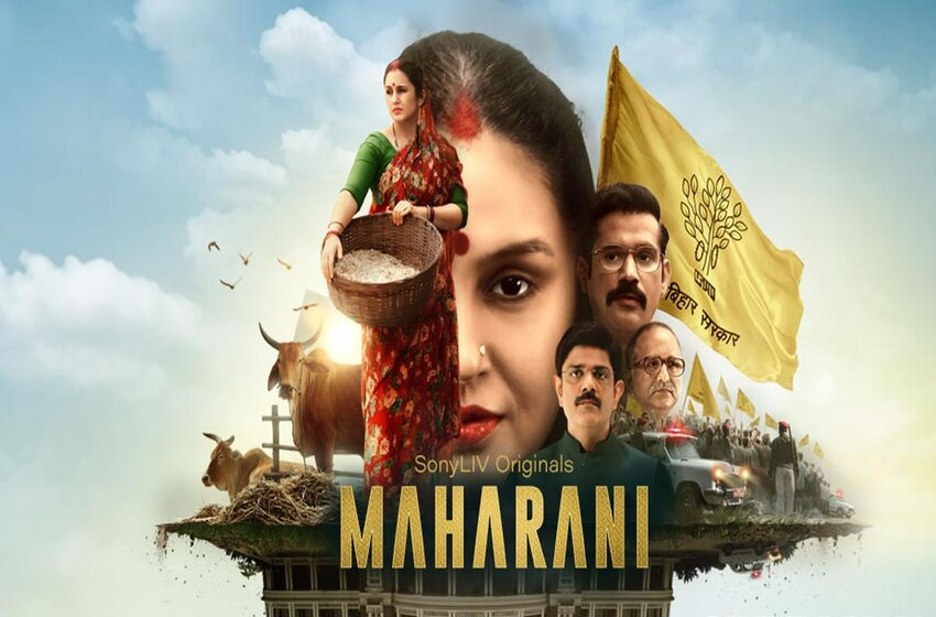 What Is The Real Story Behind Huma Qureshi's Maharani Series?