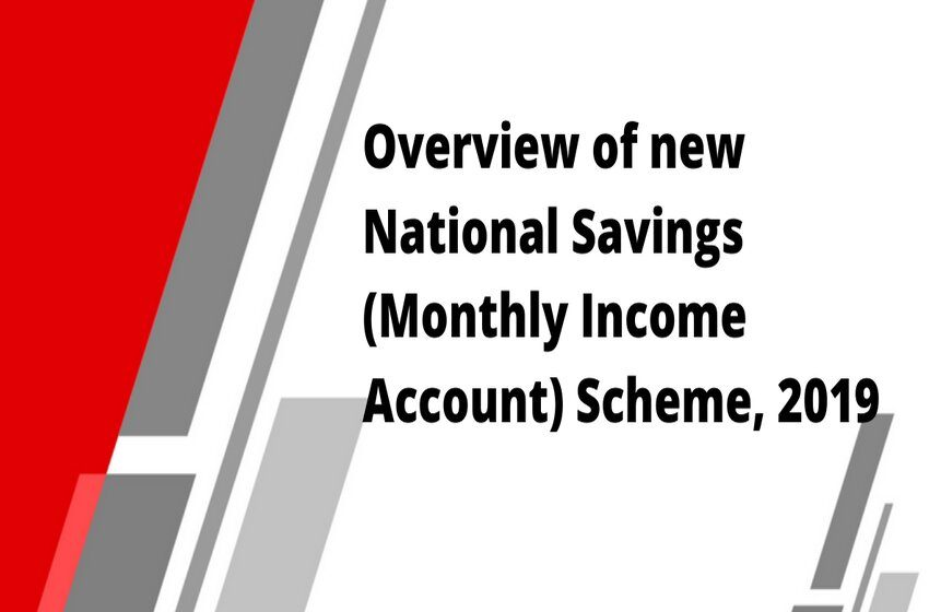 Now You Can Earn ₹5700 Monthly With National Savings Scheme