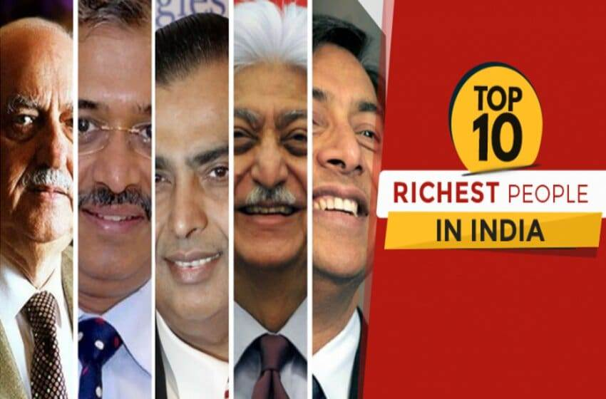 10 Indian Billionaires Who Will Inspire You To Become One