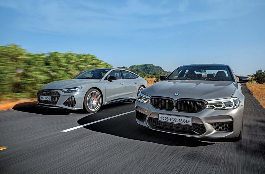 Audi RS7 Sportback Vs BMW M5: Important Information For You