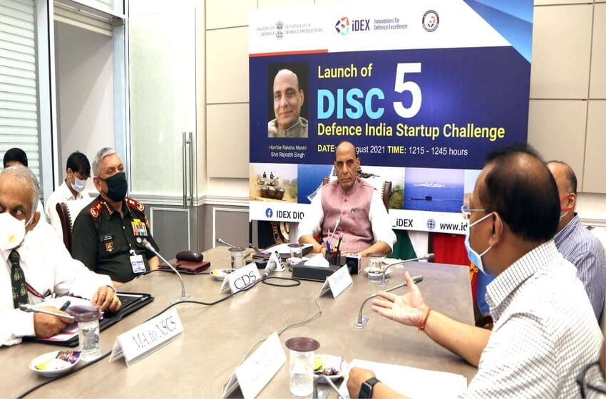 Defence India Startup Challenge 5.0: How Useful Is It?