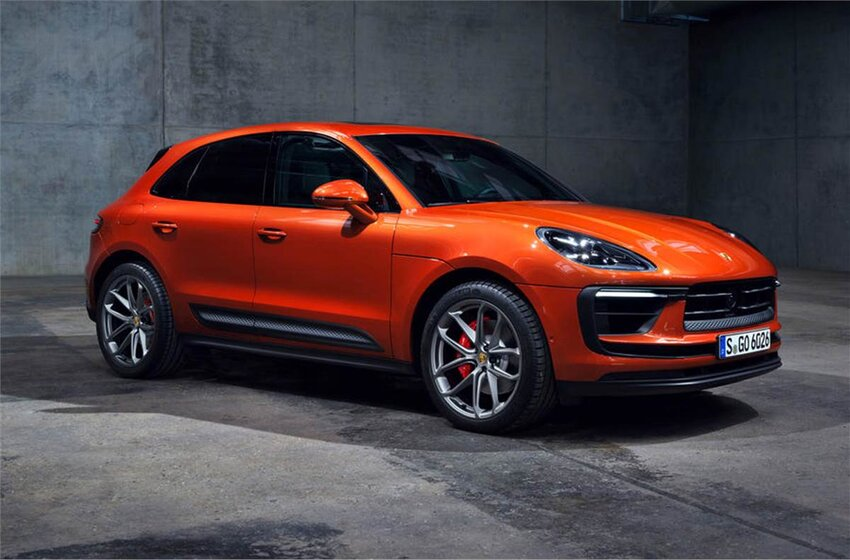 Porsche Macan Facelift: Know Important Features, Price & Release Date