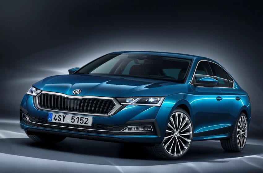 Skoda Octavia 2021: A Great Competition To The Luxury Cars