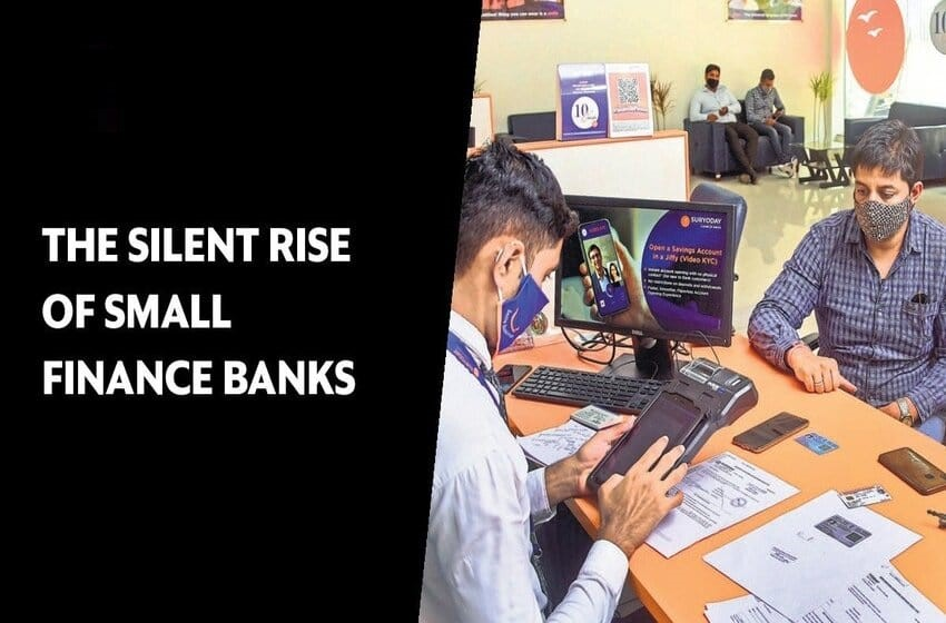 Small Finance Bank Rise: Its Impact On The Economy