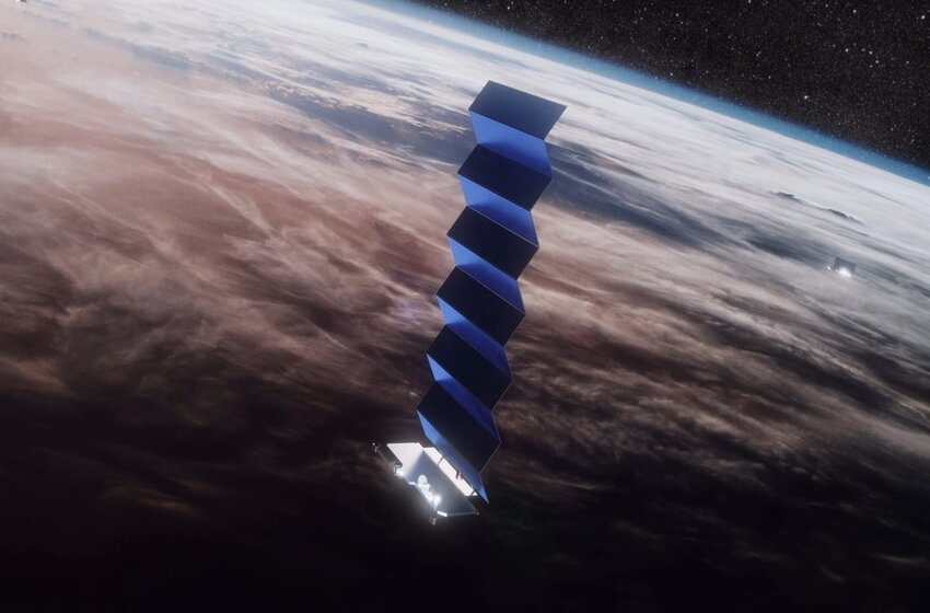 The SpaceX Starlink Satellites Mishap: How To Stop Collision?