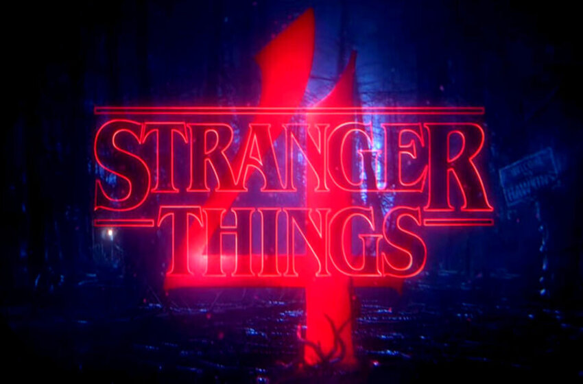 Have A Look At The New Teaser Of Stranger Things Season 4