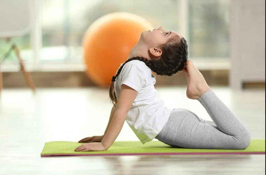 7 Effective & Easy Yoga Asanas Kids Should Do At Home