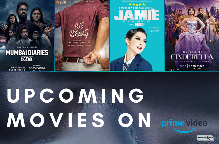 Spend Your September With The Best Amazon Prime Upcoming Movies