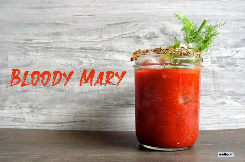 Bloody Mary Recipe: Taste The World Famous Cocktail At Home