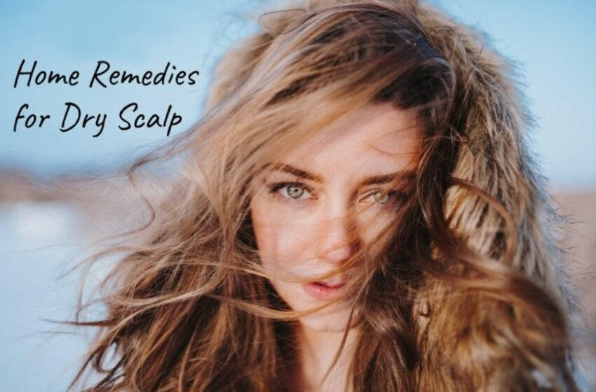 Dry Scalp Treatments: Easy Home Remedies For A Better Hair