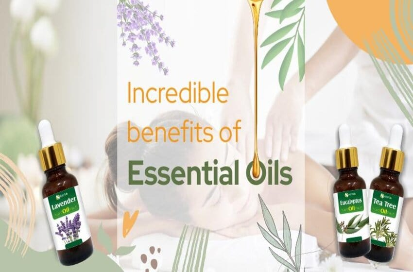 Essential Oil Benefits: How Are These Oils Important In Life?