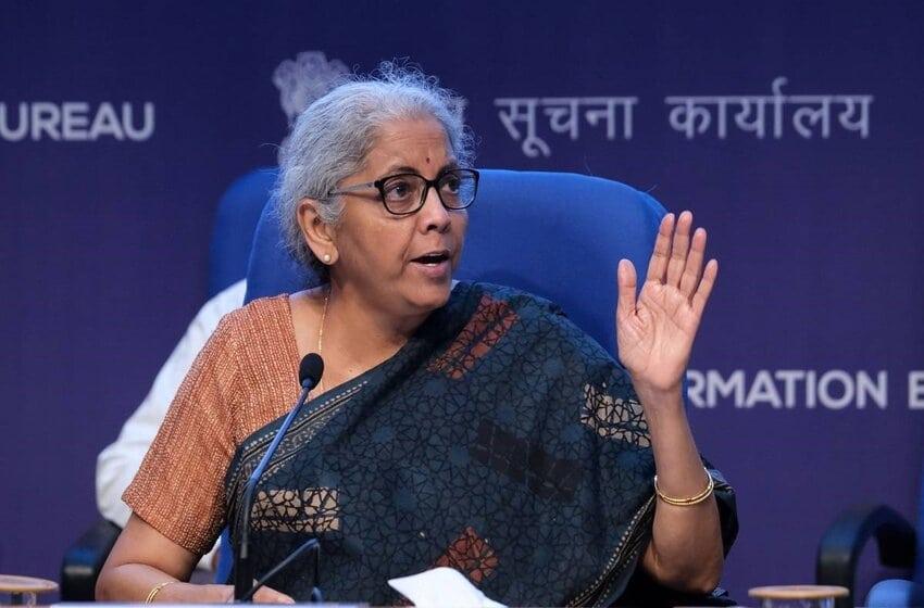 India Needs SBI Sized Big Banks Says Sitharaman, Know Why?