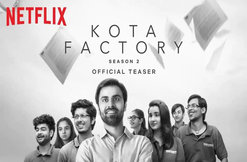 The Kota Factory 2 Review: 2021 Is Great For Web-Series