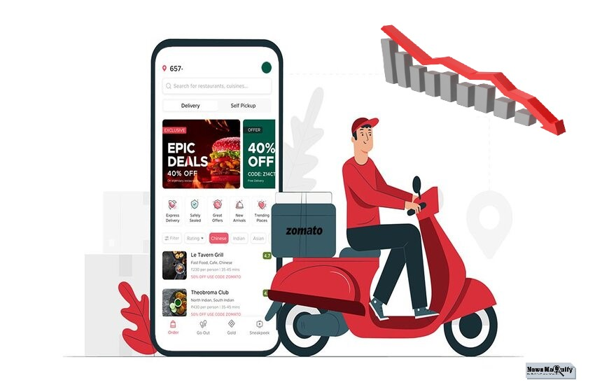 Zomato Stocks Decline: What Are The New Changes?