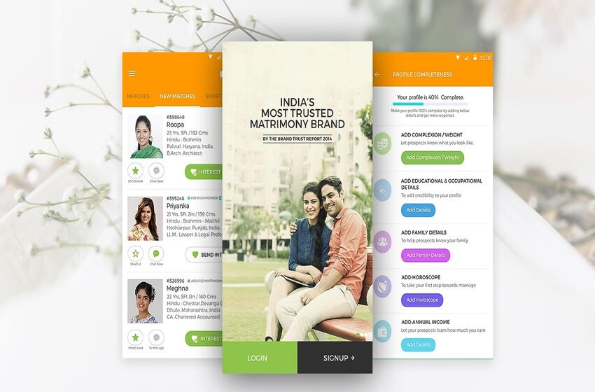 List Of The Best Matrimonial Apps In India For 2021
