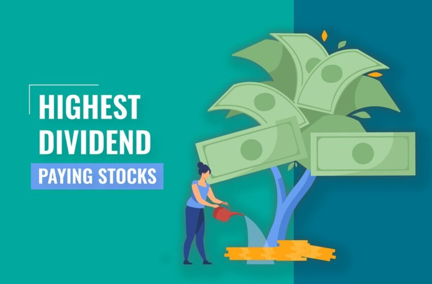 5 Highest Dividend Paying Stocks To Consider For October 2021