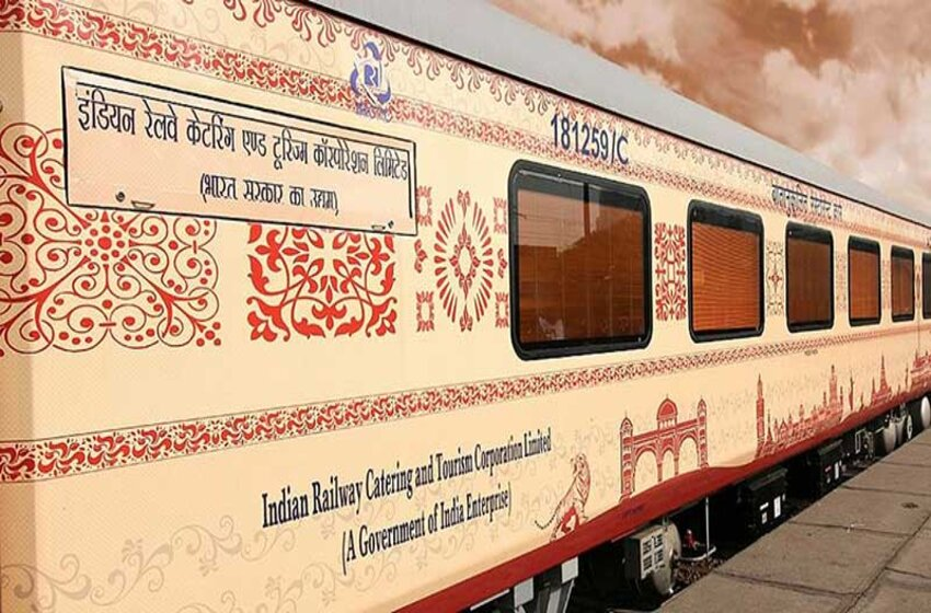 IRCTC Special Tourist Train Takes You To Beautiful North-Eastern States