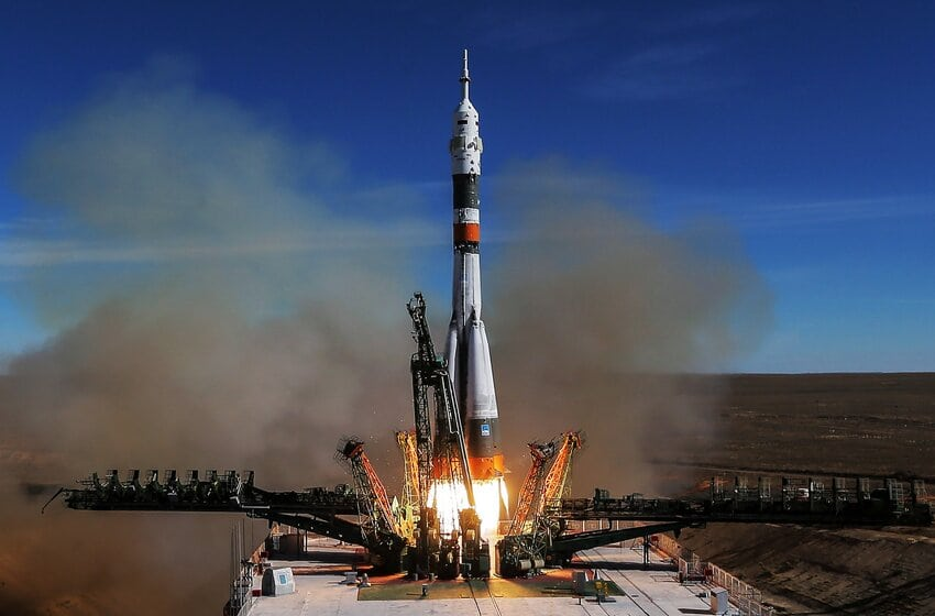 Story On The Successful Launch Of The Russian Soyuz Rocket