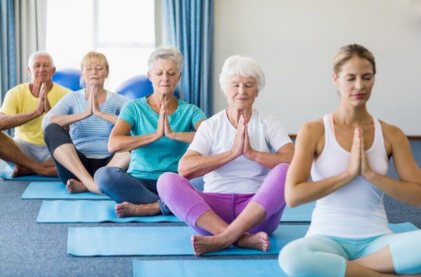 Yoga For Seniors: 7 Most Effective Poses For Better Living